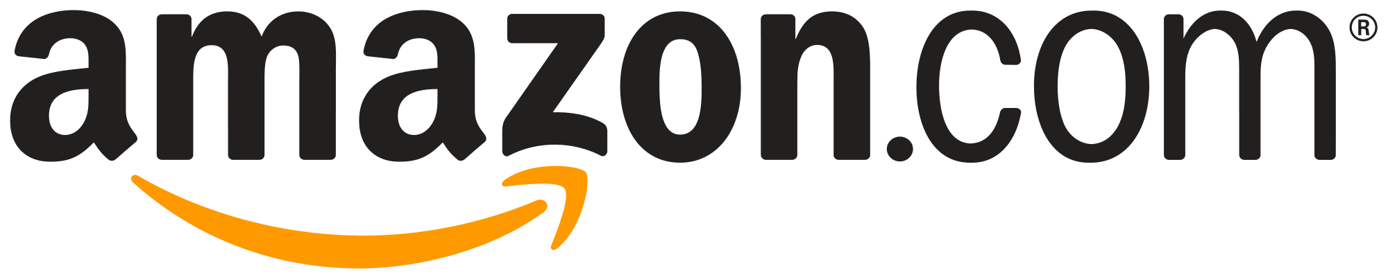 Amazon Logo bord